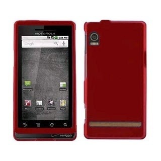 OEM Verizon Snap-On Case for Motorola Droid A855 - Red (Bulk Packaging)