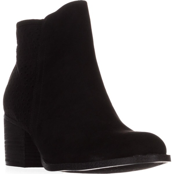 madden girl Fayth Ankle Boots, Black