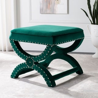 Link to Safavieh Mystic Ottoman Similar Items in Living Room Furniture