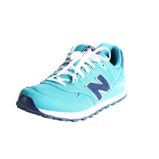 New Balance Womens Mesh Colorblock Fashion Sneakers - 12 medium (b,m)