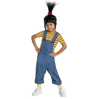 Girls Despicable Me Deluxe Agnes Halloween Costume