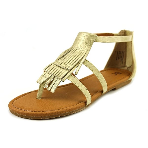 BC Footwear Maltese II Women Open Toe Suede Gladiator Sandal