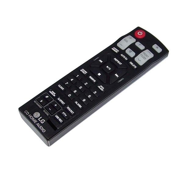 NEW OEM LG Remote Control Originally Shipped with: CM8460