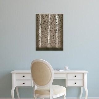 Easy Art Prints Tim OToole's 'Intertwine I' Premium Canvas Art