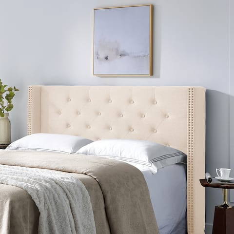 Tourmaline Upholstered Headboard by Christopher Knight Home