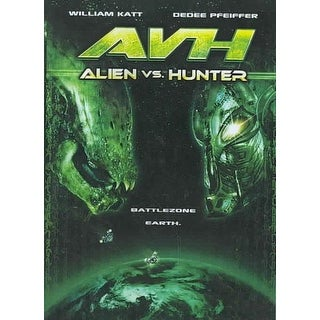 AVH: Alien vs. Hunter - DVD