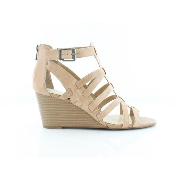 Jessica Simpson Cloe Women's Sandals & Flip Flops Buff
