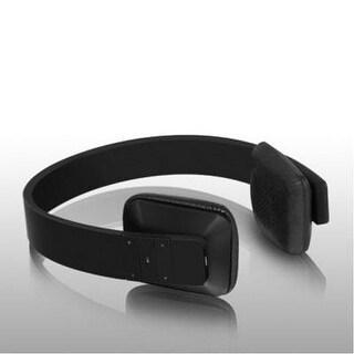 Aluratek Bluetooth Wireless Headphones - Retail Packaging - Black