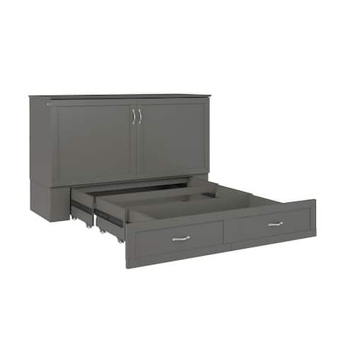 Hamilton Murphy Bed Chest with Charging Station