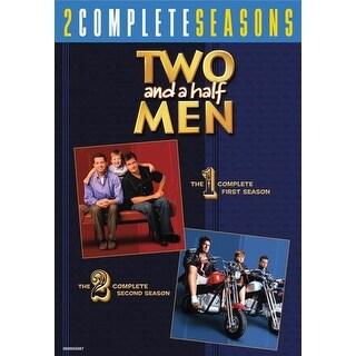 Two & Half Men: Season 1-2 [DVD]