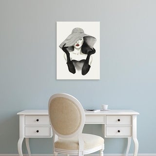 Easy Art Prints and's 'In Vogue I' Premium Canvas Art