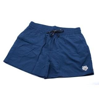 Kenzo Mens Navy Bathing Suit Swim Shorts Size U.S. Small EU Medium - S