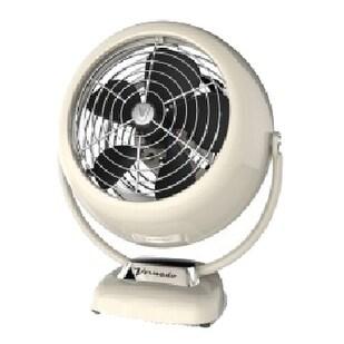 Vornado Fans CR1-0224-75 2 Speed Cream Vintage Fan