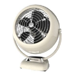 Vornado Fans CR1-0224-75 2 Speed Cream Vintage Fan