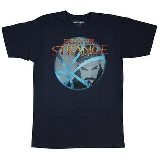 Marvel Doctor Strange Optics Eye Of Agamotto T-shirt