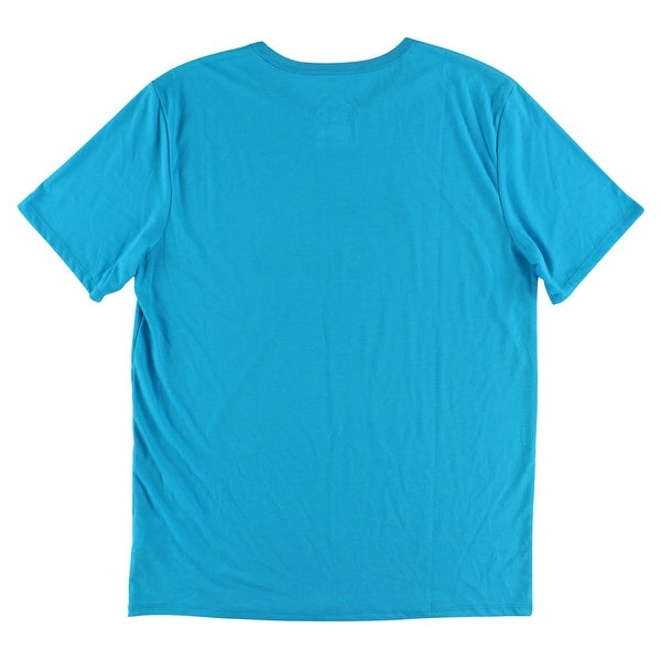 "Nike Mens Blue /""Run/"" Running T Shirt"