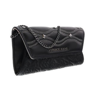 Versace  EE3VOBPK3 E899 Black  Wallet On A Chain - 8.25-4.5-1