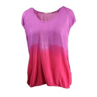 Alternative Womens Tie-Dye Sleeveless Casual Top - S