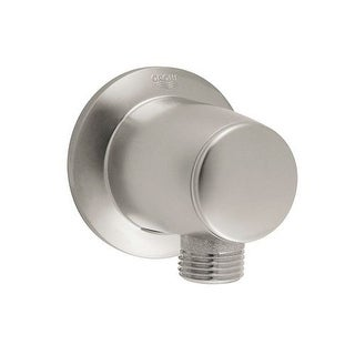 """Grohe 28 459 Movario Wall Supply Elbow With 1/2"""" Connection"""