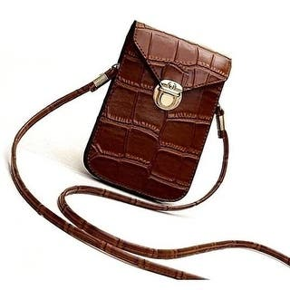Buy Gold Crossbody   Mini Bags Online at Overstock.com   Our Best ... 6dbf29e3db