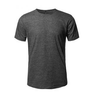 NE PEOPLE Mens Raglan U Neck Short Sleeve T-Shirts [NEMT87]