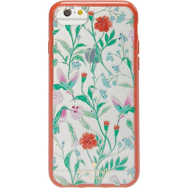 Kate Spade New York Jeweled Jardin Clear iPhone 7 Case