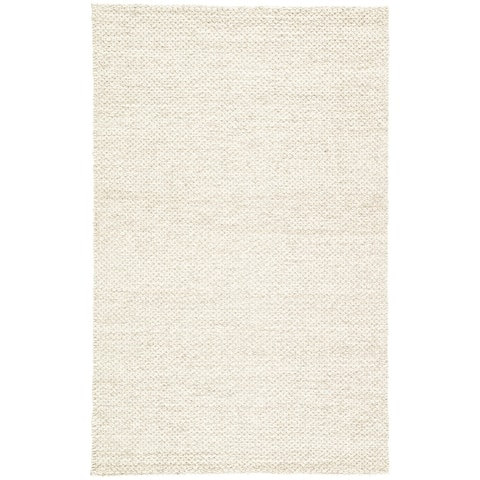 Daven Handmade Solid Area Rug