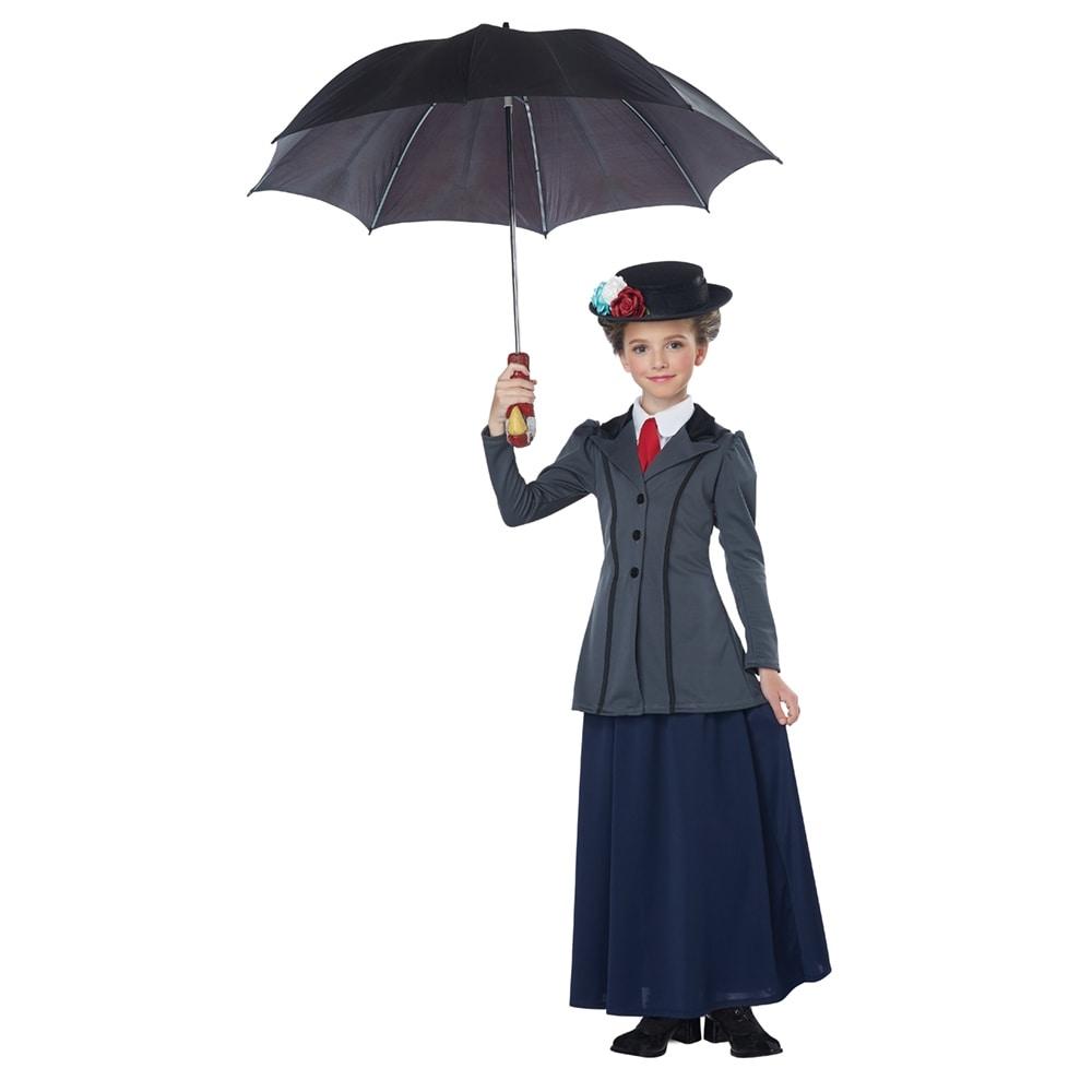 English Nanny Mary Poppins