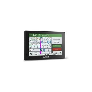 Refurbished Garmin DriveAssist 50LMT North America 5 Wide Touchscreen FREE Lifetime Traffic and Maps Updates