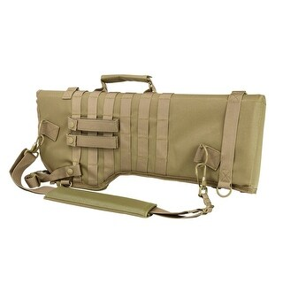 VISM® by NcSTAR® Rifle Scabbard - Tan