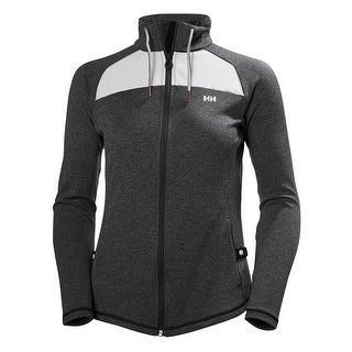 Helly Hansen Mens Paramount Softshell Jacket - Charcoal, L
