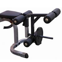 Body-Solid 4 Roller Leg Developer Attachment - Black