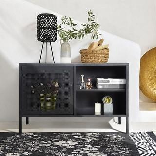 Furniture R 1 Door Accent Cabinet
