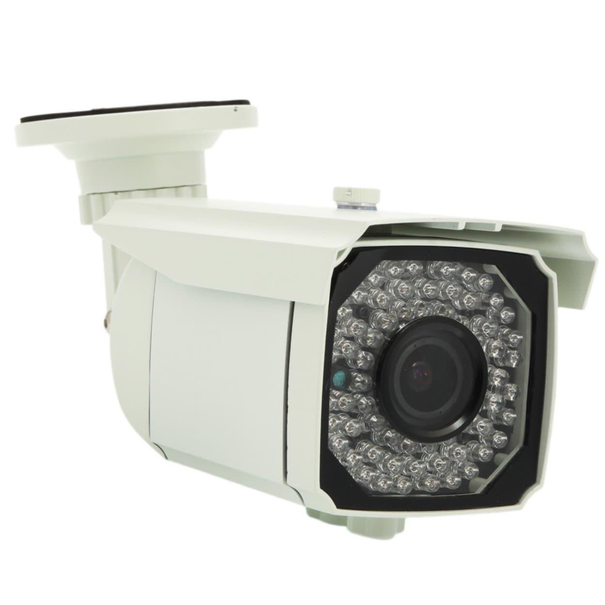 1200TVL Sony Cmos SUPER HD 2.8-12mm Varifocal 196/' IR Outdoor Security IP Camera
