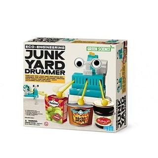 4M Eco Engineering Kit: Junkyard Drummer