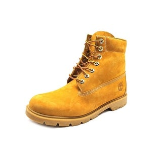 Timberland 6-inch Basic Waterproof Round Toe Leather Boot