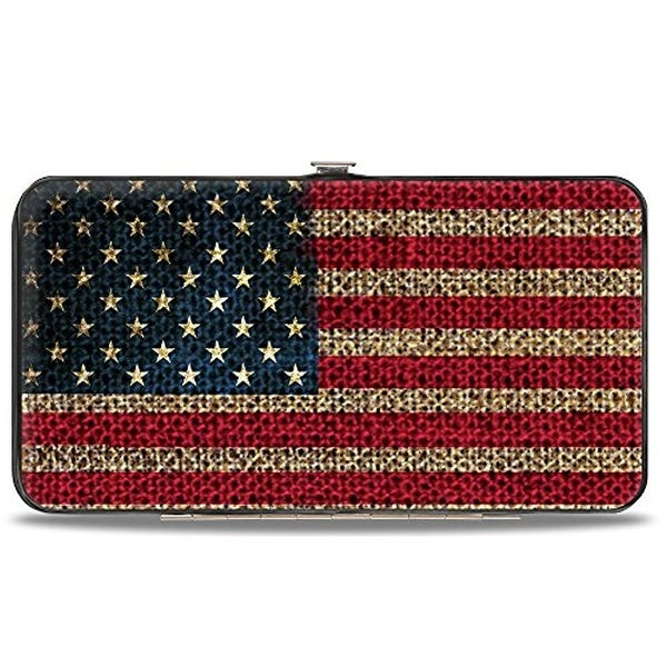 Buckle-Down Hinge Wallet - United States