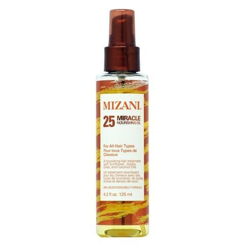Mizani 25 Miracle Nourishing Oil 4.1 oz / 122 ml