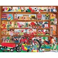 "Vintage Toys - Jigsaw Puzzle 1000 Pieces 24""X30"""
