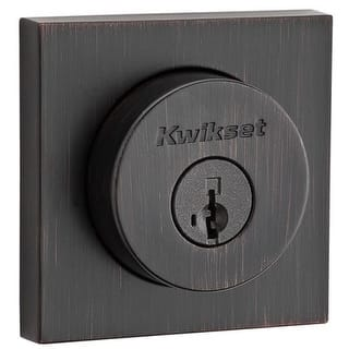 Kwikset 158SQT-S Halifax Single Cylinder Deadbolt with Smartkey Technology|https://ak1.ostkcdn.com/images/products/is/images/direct/2c35ce786653548203c4a94fb8e3b627407438dc/Kwikset-158SQT-S-Halifax-Single-Cylinder-Deadbolt-with-Smartkey-Technology.jpg?impolicy=medium