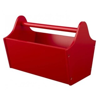 KidKraft: Toy Caddy - Red