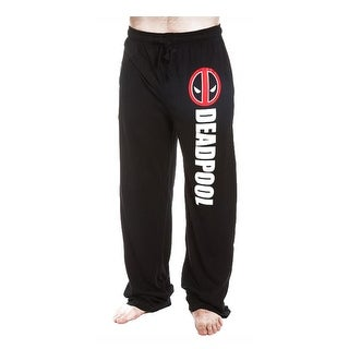 Marvel Deadpool Logo Men's Lounge Pants