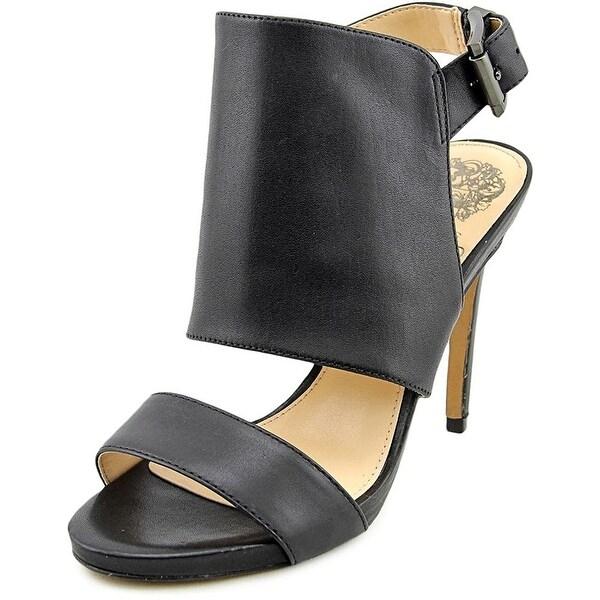 Vince Camuto Fandy Women Open Toe Leather Heels