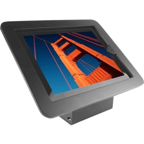 Compulocks 101B213EXENB Compulocks iPad Executive Enclosure Kiosk Black - Black