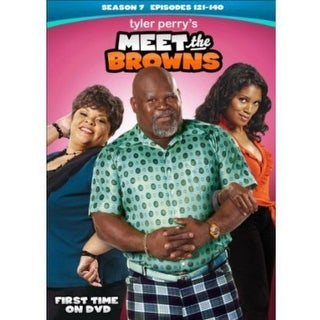 Meet the Browns: Season 7 [DVD]