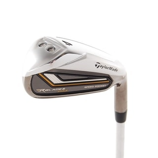 New TaylorMade RocketBladez Max 4-Iron FST Steel R-Flex RH
