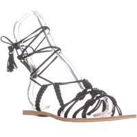 Nanette Lepore June Gladiator Sandals, Black