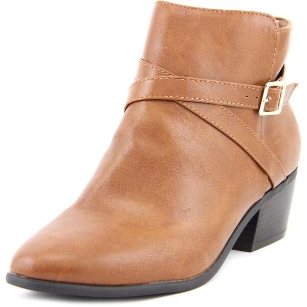 Karen Scott Flynne Women Cognac Boots