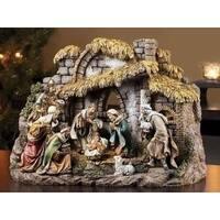 10-Piece Joseph's Studio Religious Christmas Nativity Set