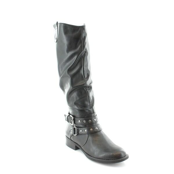 White Mountain Lexi Women's Boots Black